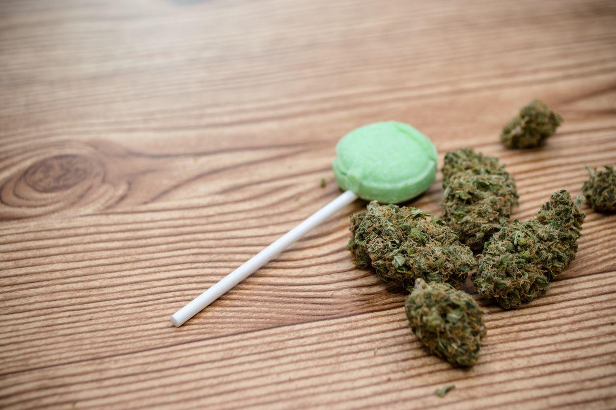 CBD lollipop recipe