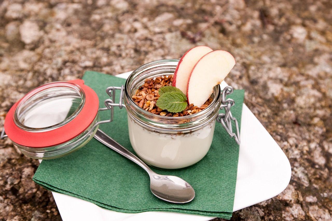 Cannabis infused Greek yogurt recipe