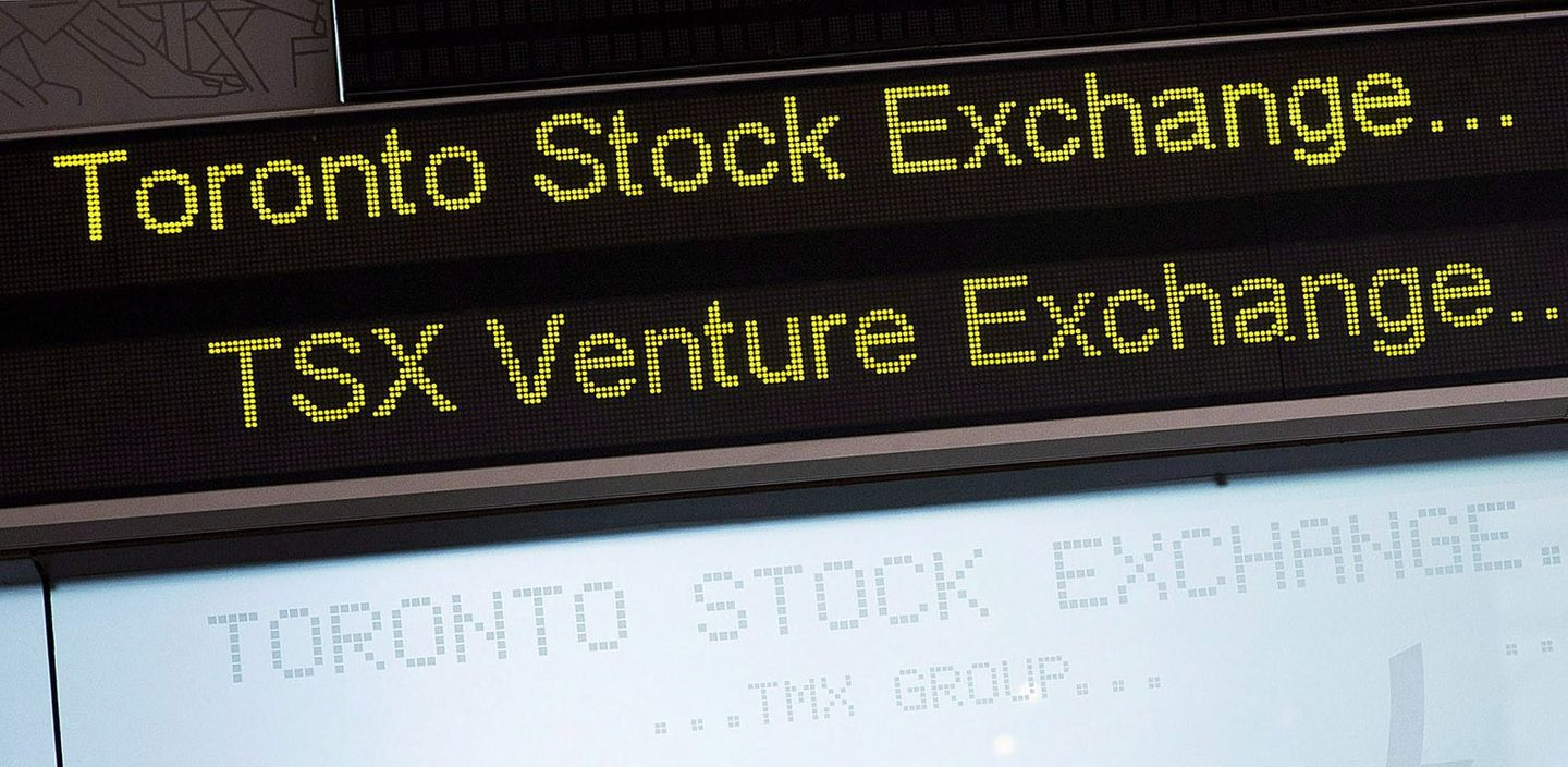 Toronto stock index hits highest level in four months as pot stocks surge