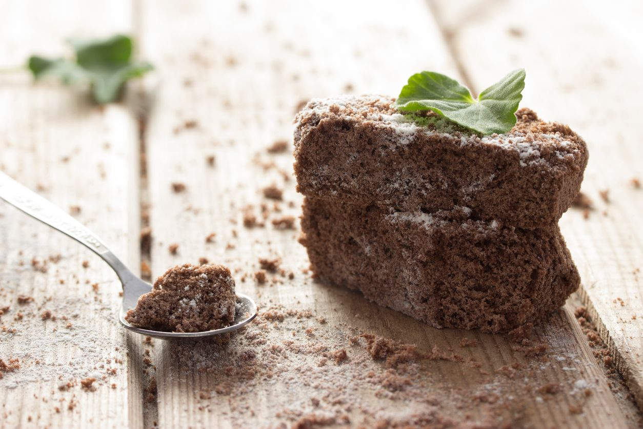 Cannabis infused peppermint weed brownie recipe