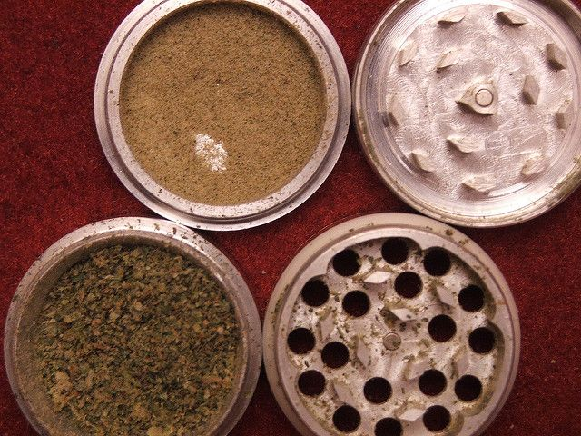 How to use herb grinders for marijuana