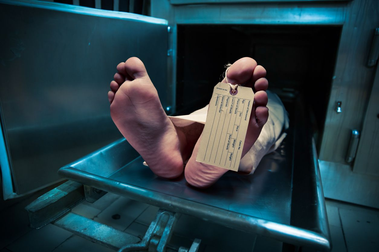 When the news claims THC has been found in autopsies they might be lying