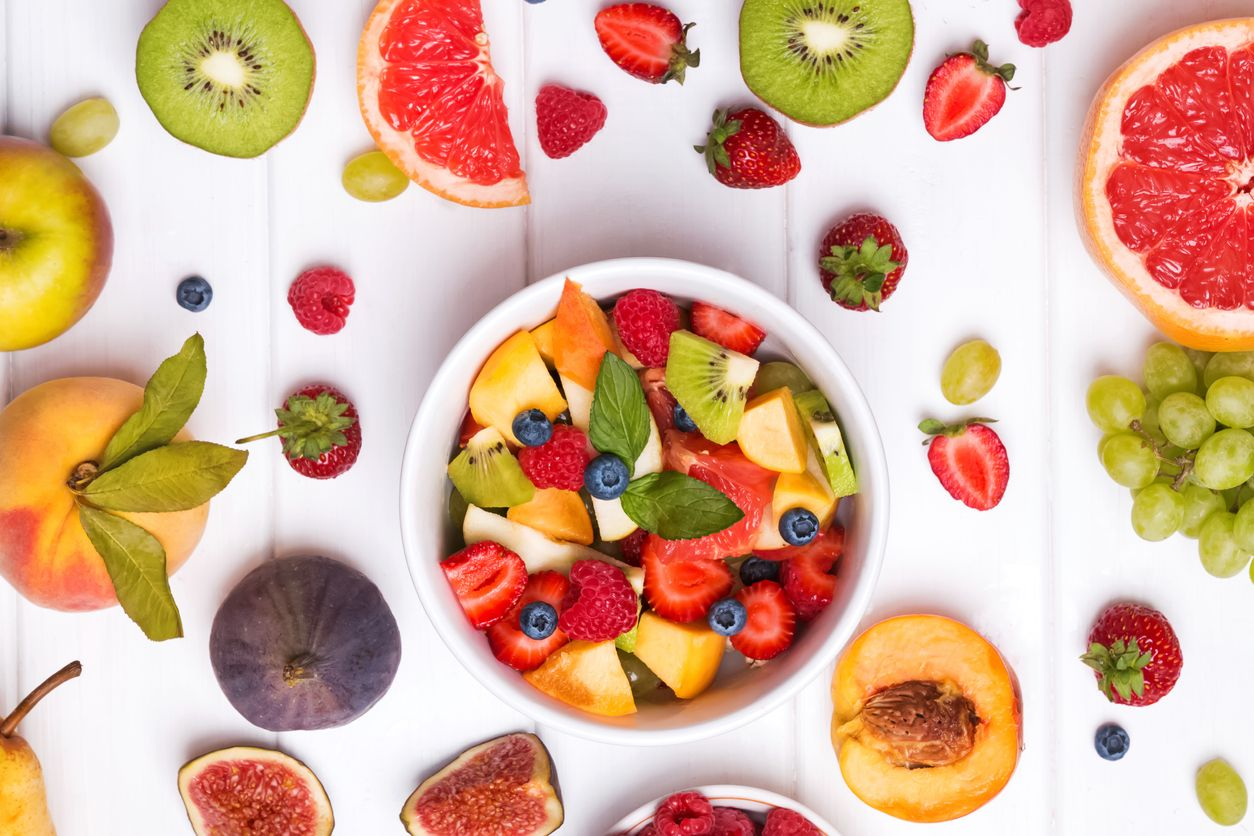 Cannabis infused fruit salad recipes