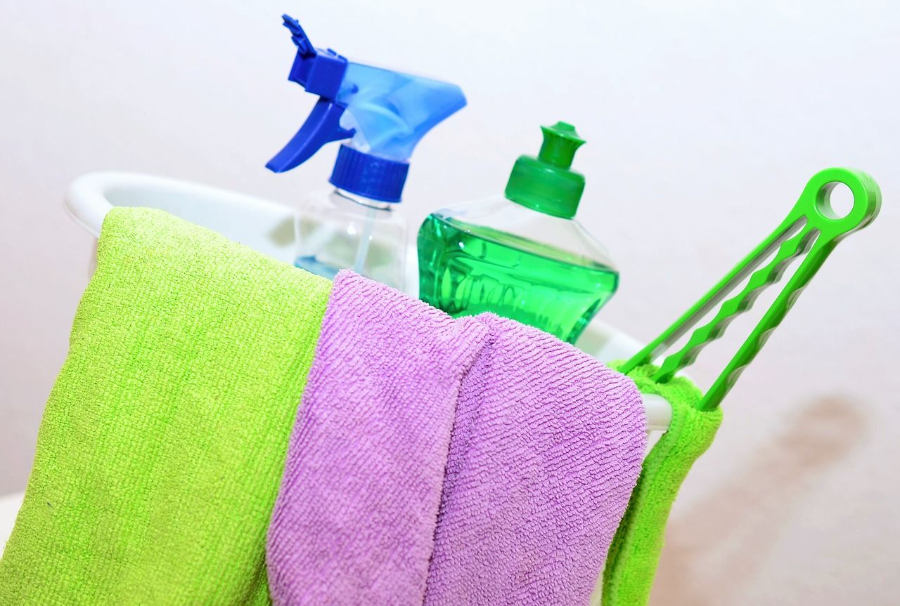 Spring cleaning tips and tricks for marijuana products and accessories