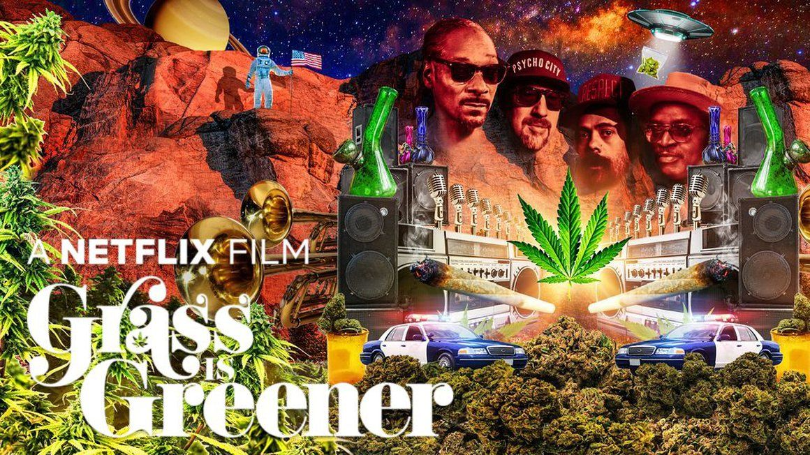 A review of the 2019 Netflix documentary Grass is Greener