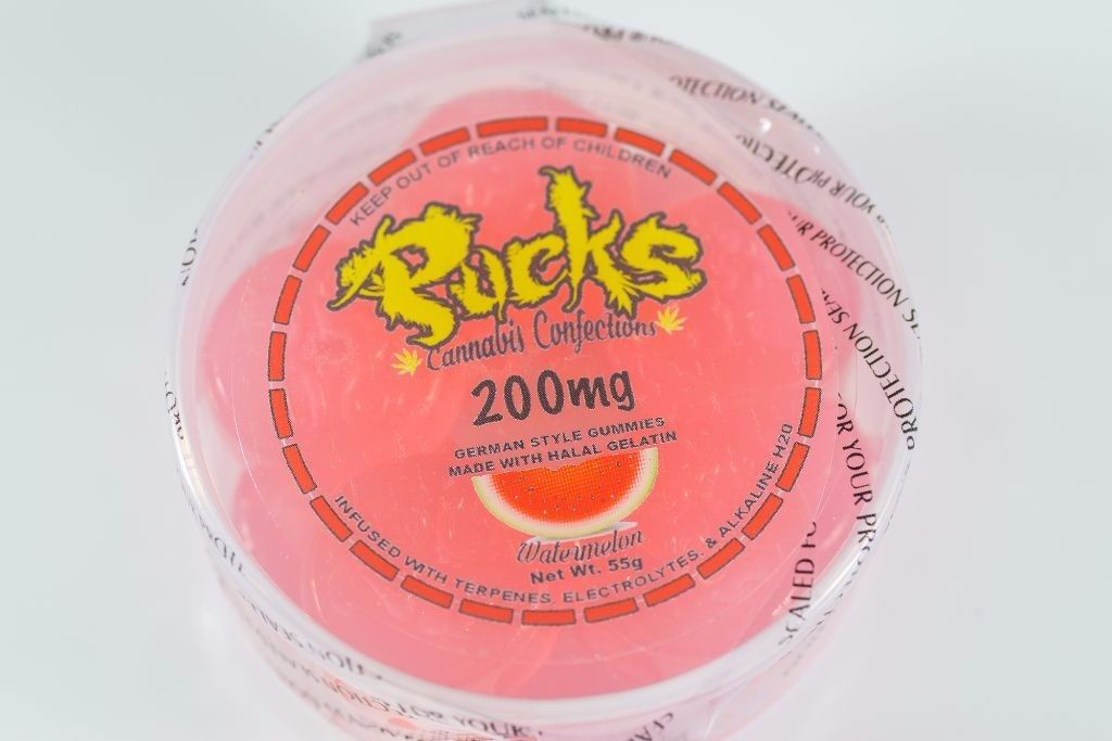 Pucks Watermelon Gummies review