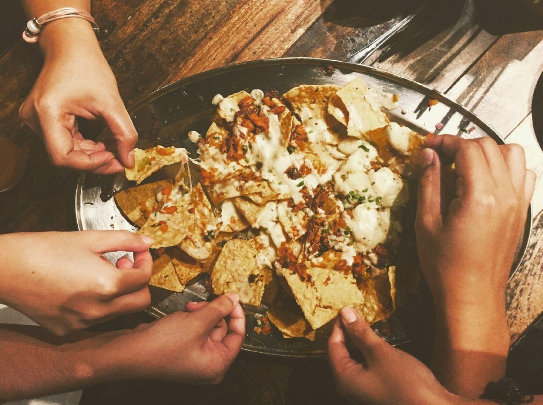 THC infused nachos recipe