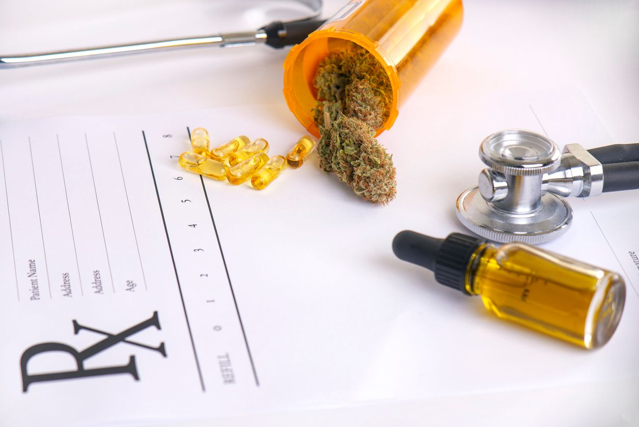 How to make the switch from prescriptions to CBD products