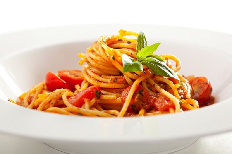 Cannabis infused vegetarian spaghetti recipe