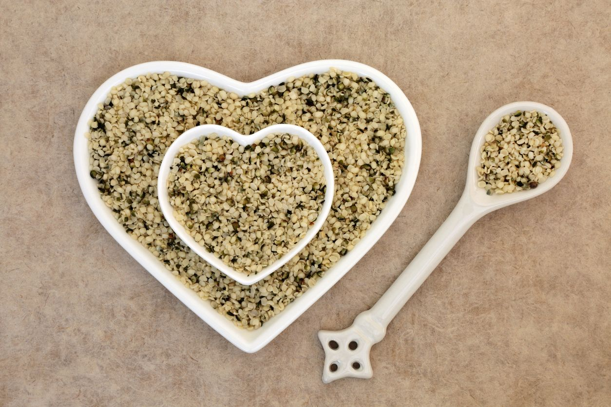 10 Things that you can do with hemp hearts