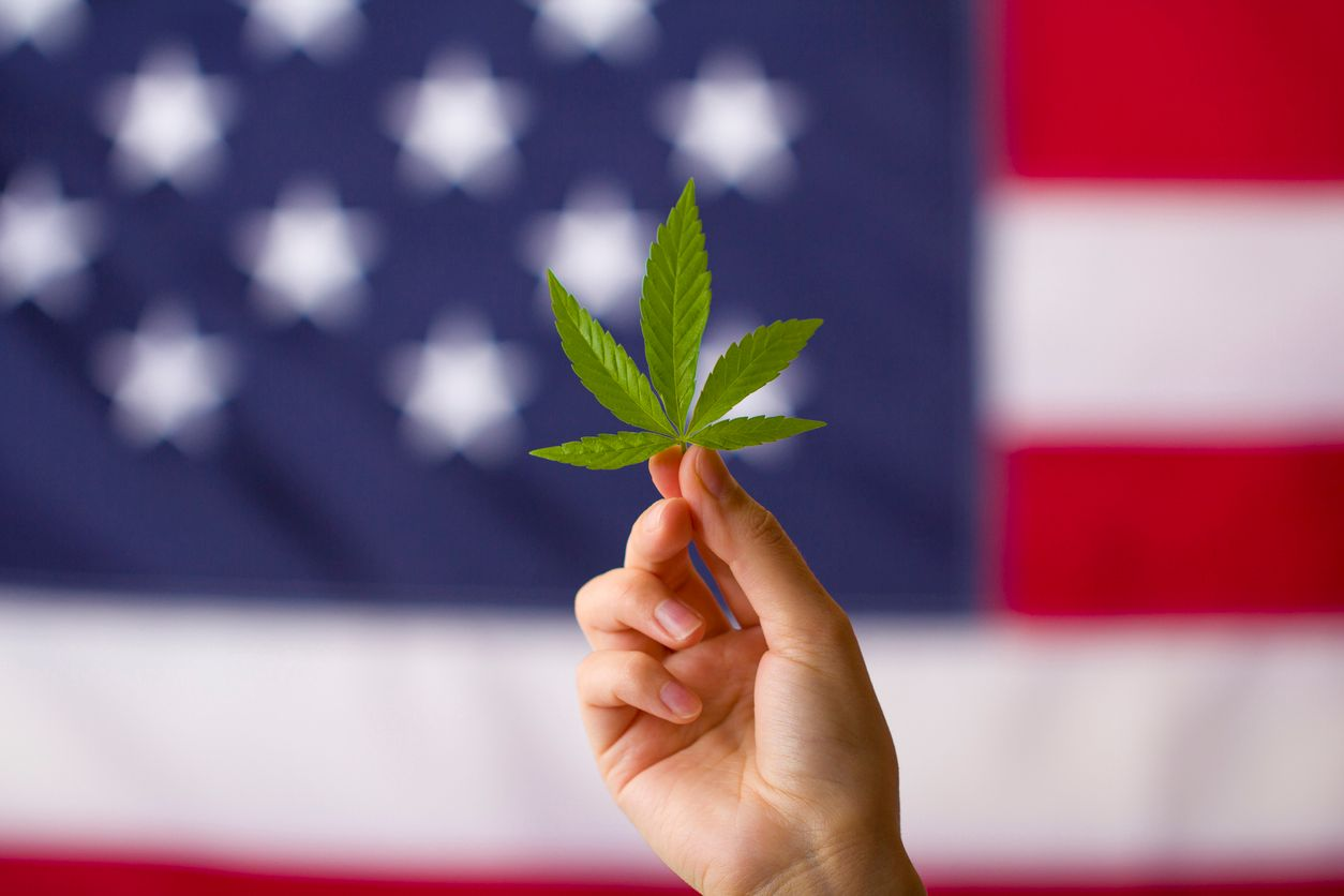 14 States that have yet to legalize cannabis