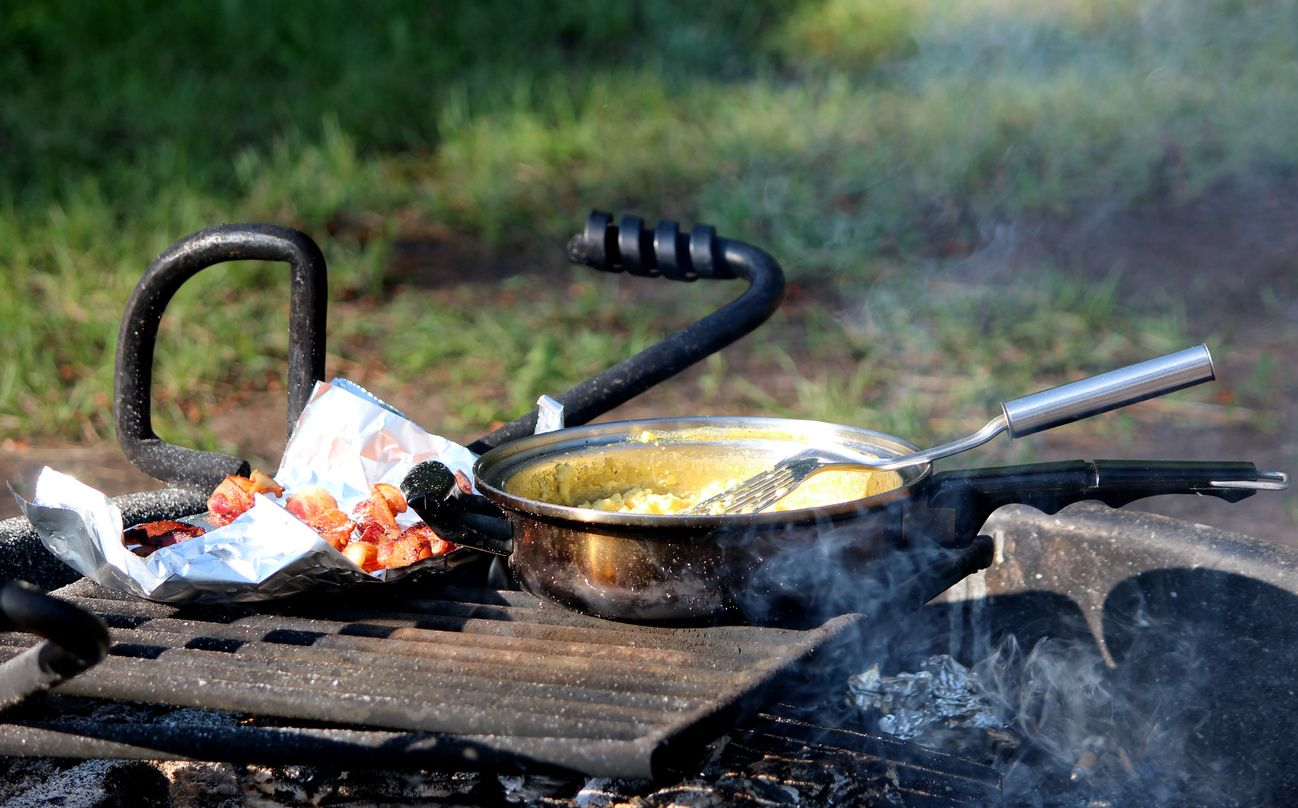 5 Easy cannabisinfused camping food ideas