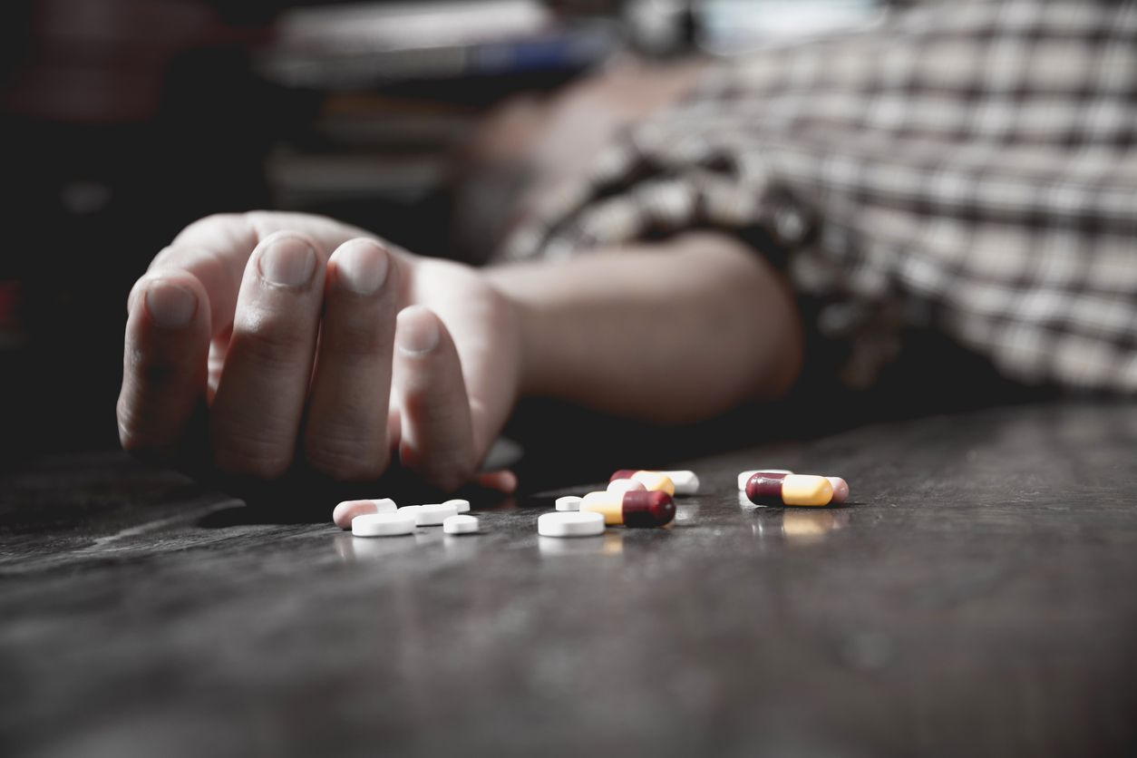 Cannabis may be able to help some teens who are at risk of overdose