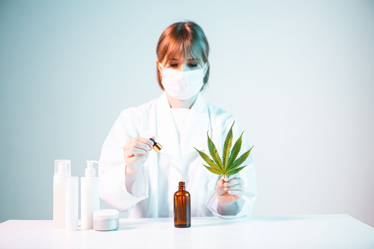 CDC discusses alternative pain therapy with cannabis consumers