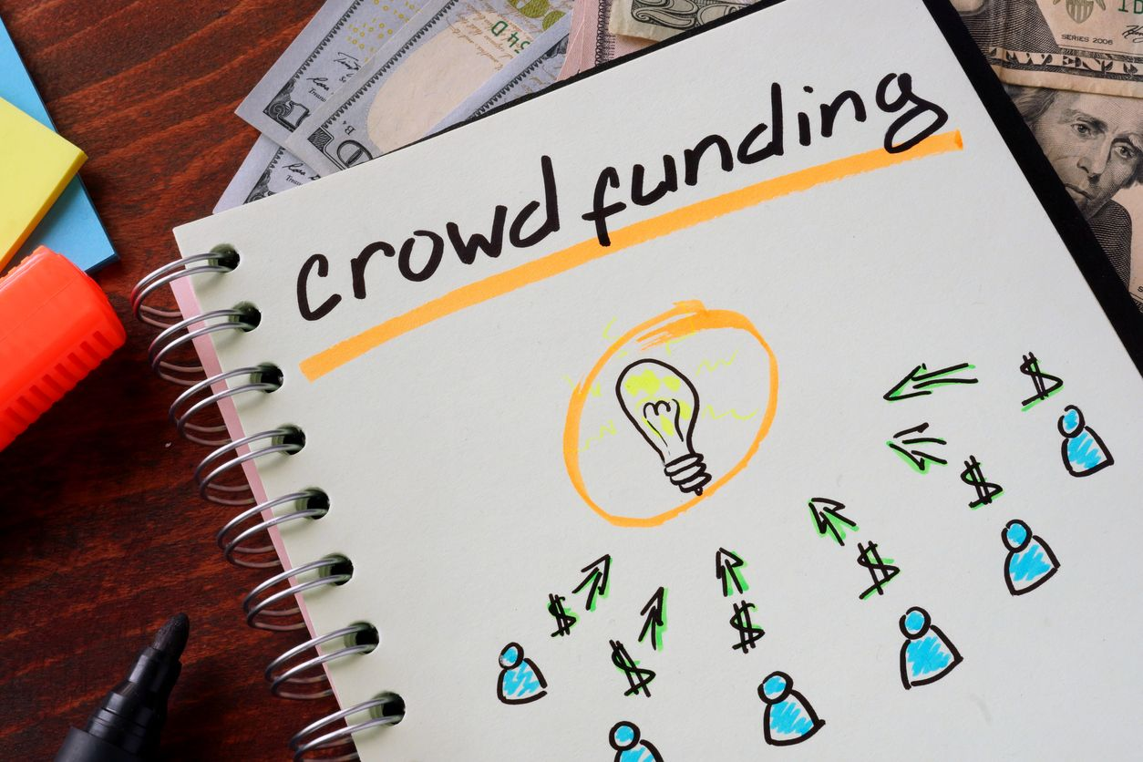 Crowdfunding could be the answer for hopeful cannabis entrepreneurs
