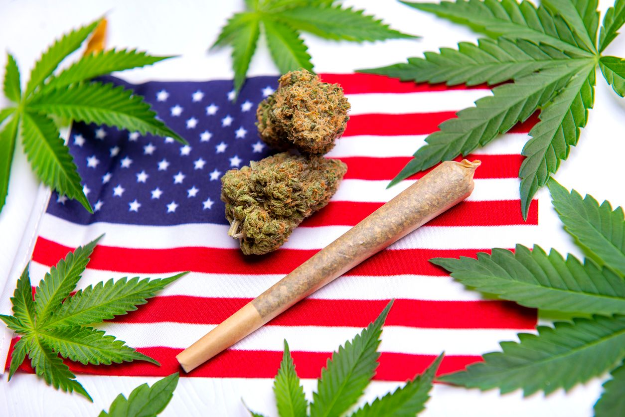 Experts predict the top 10 states for cannabis sales in 2020