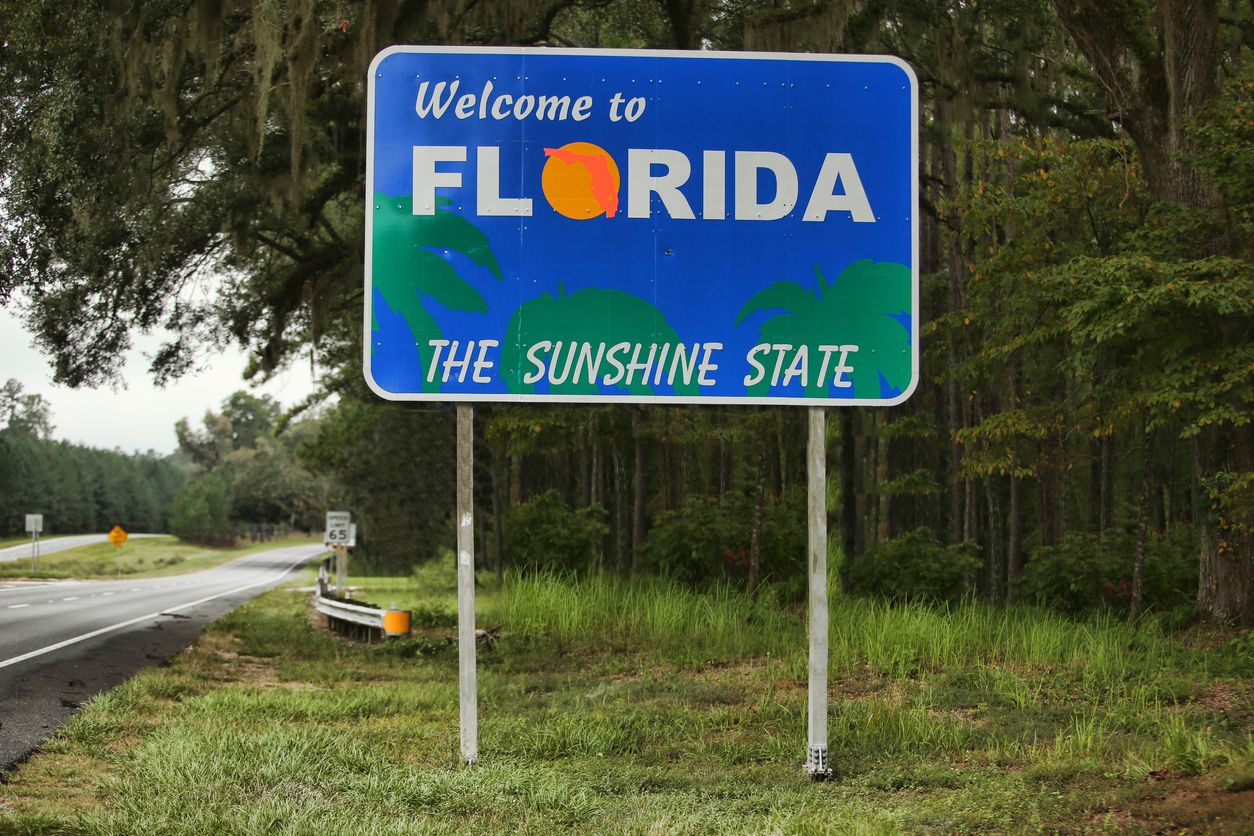 Florida might finally legalize weed to save its economy