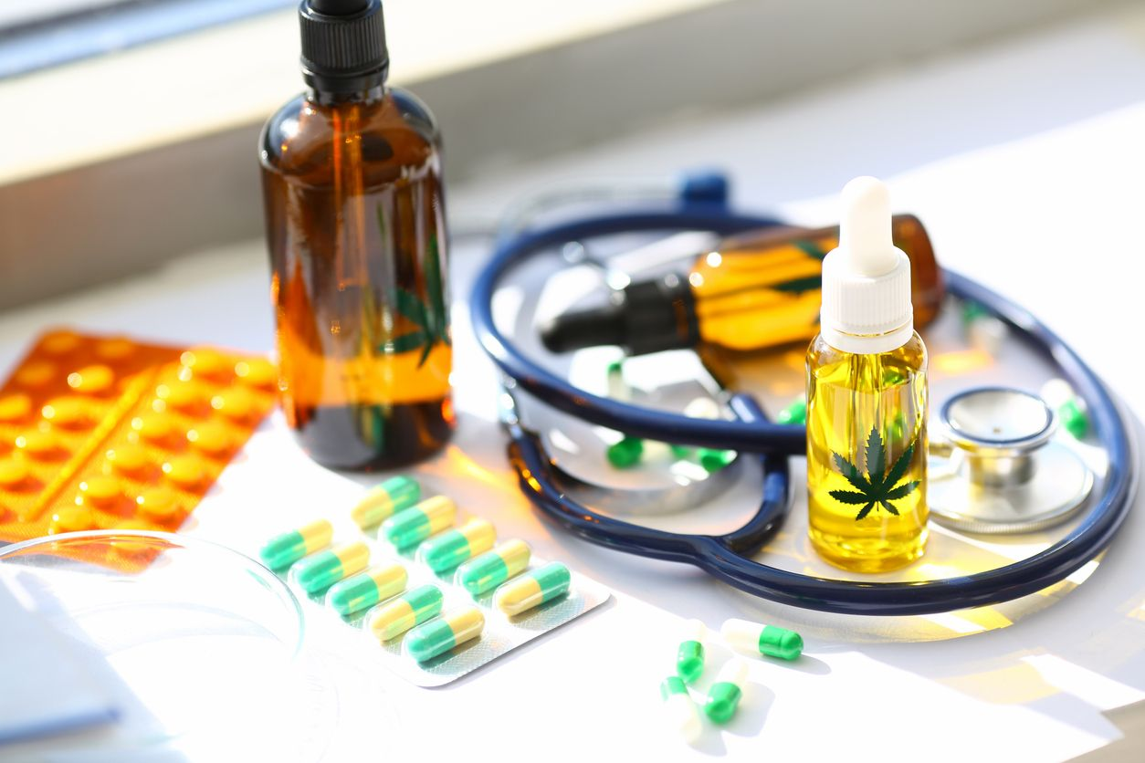 How cannabis works as a harm reduction tool