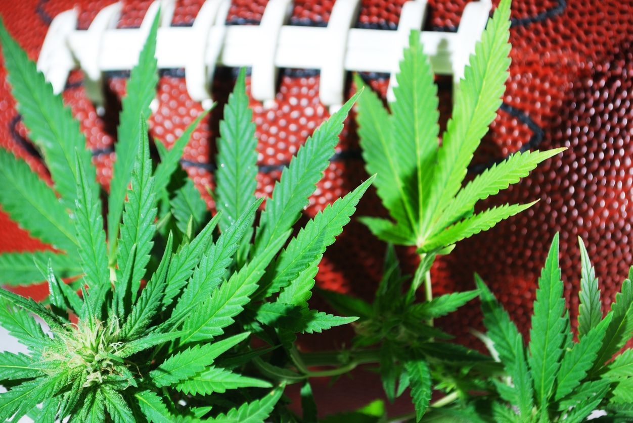 How the NFL feels about weed