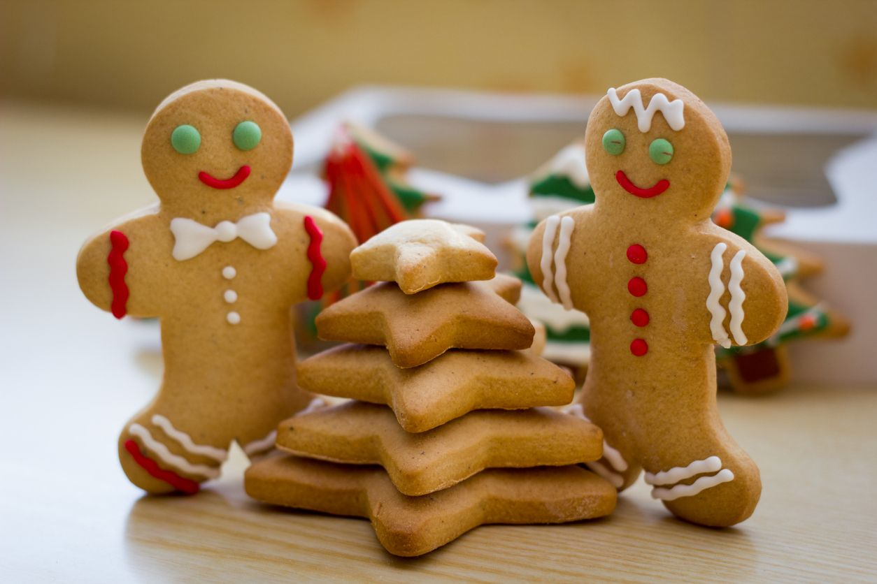 How to make a cannabisinfused gingerbread man