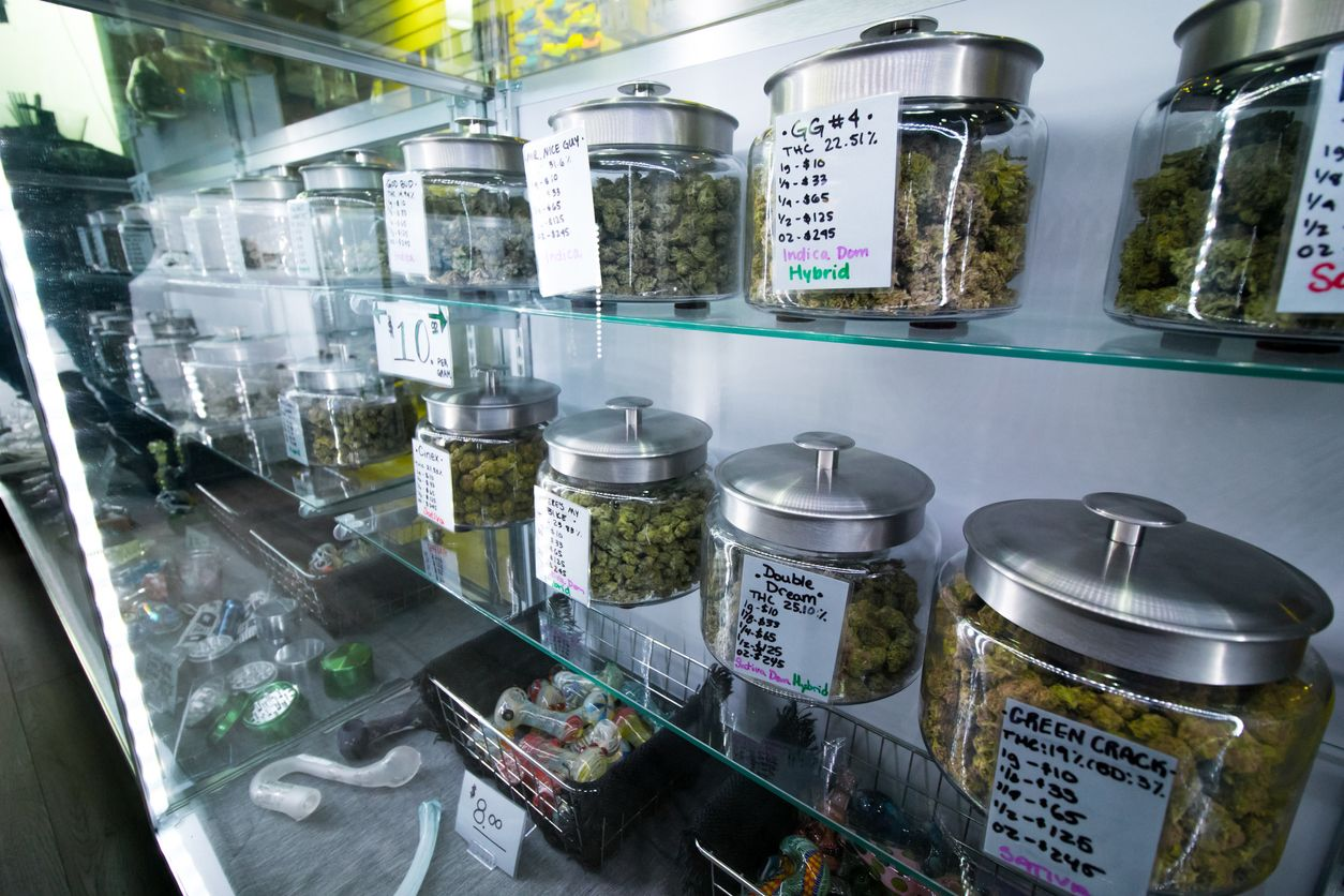 How to safely pay a visit to your local cannabis dispensary