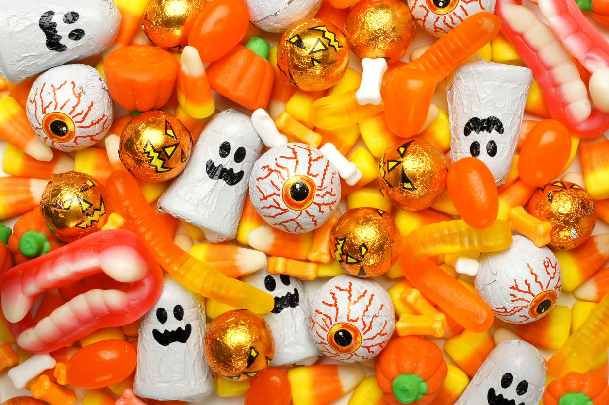 How to tell the difference between Halloween candy and THC edibles