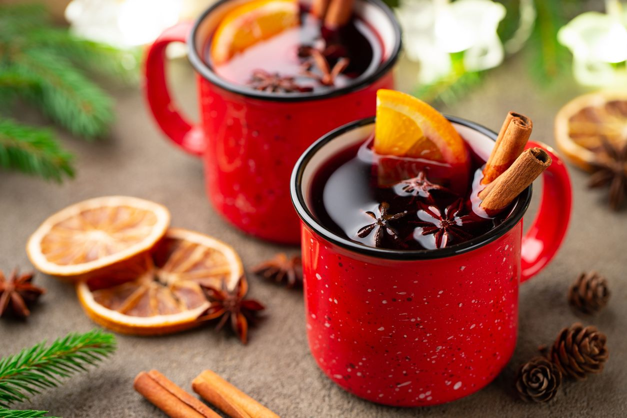 An easy cannabisinfused mulled wine recipe