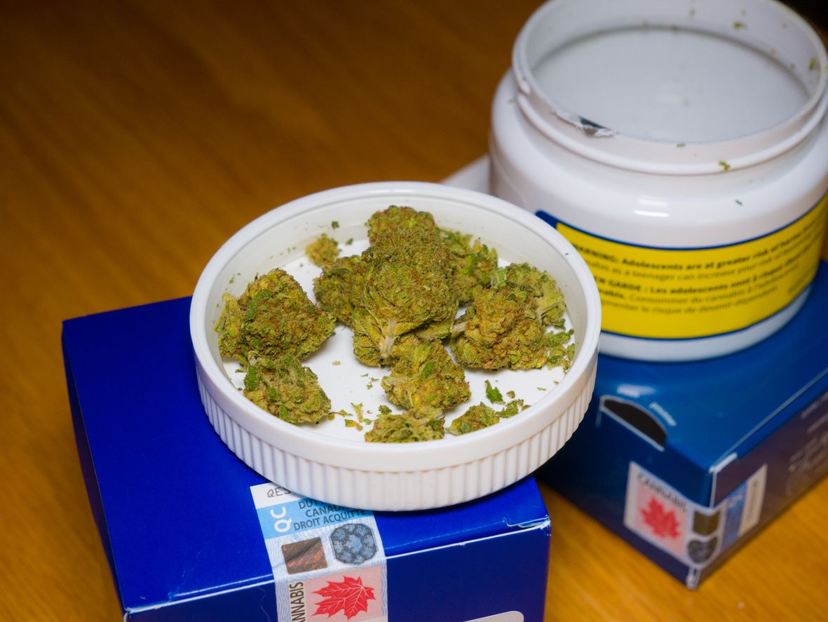 Globally cannabis product packaging rules are terrible for the environment