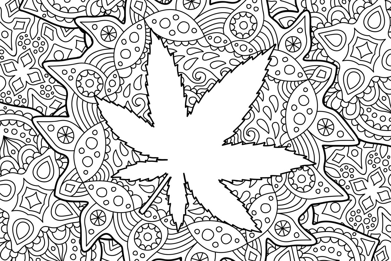 Top 5 stoner coloring books of 2019