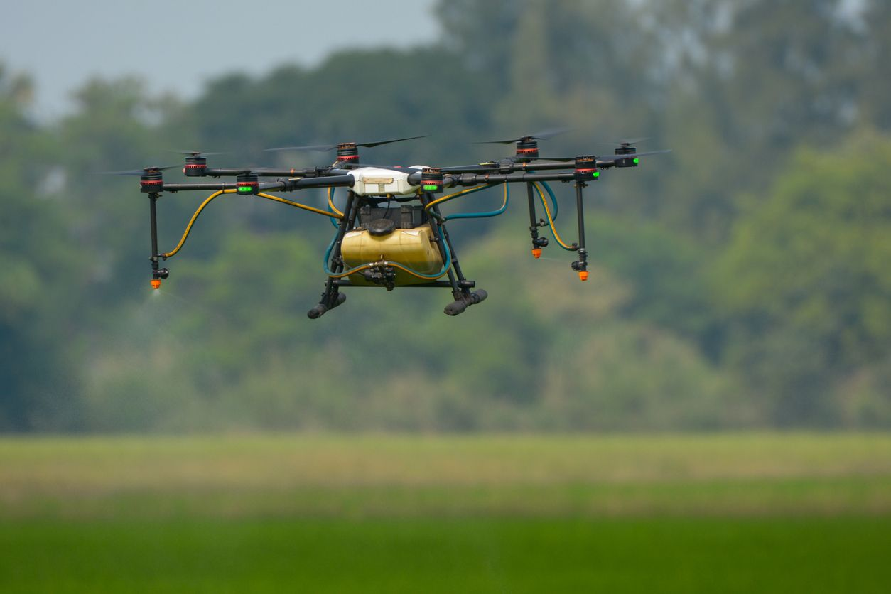 How some thieves are using drones to steal cannabis