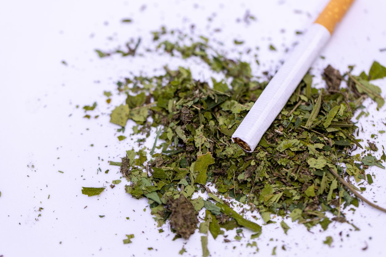 Legal marijuana may be lowering alcohol use but is it increasing tobacco use