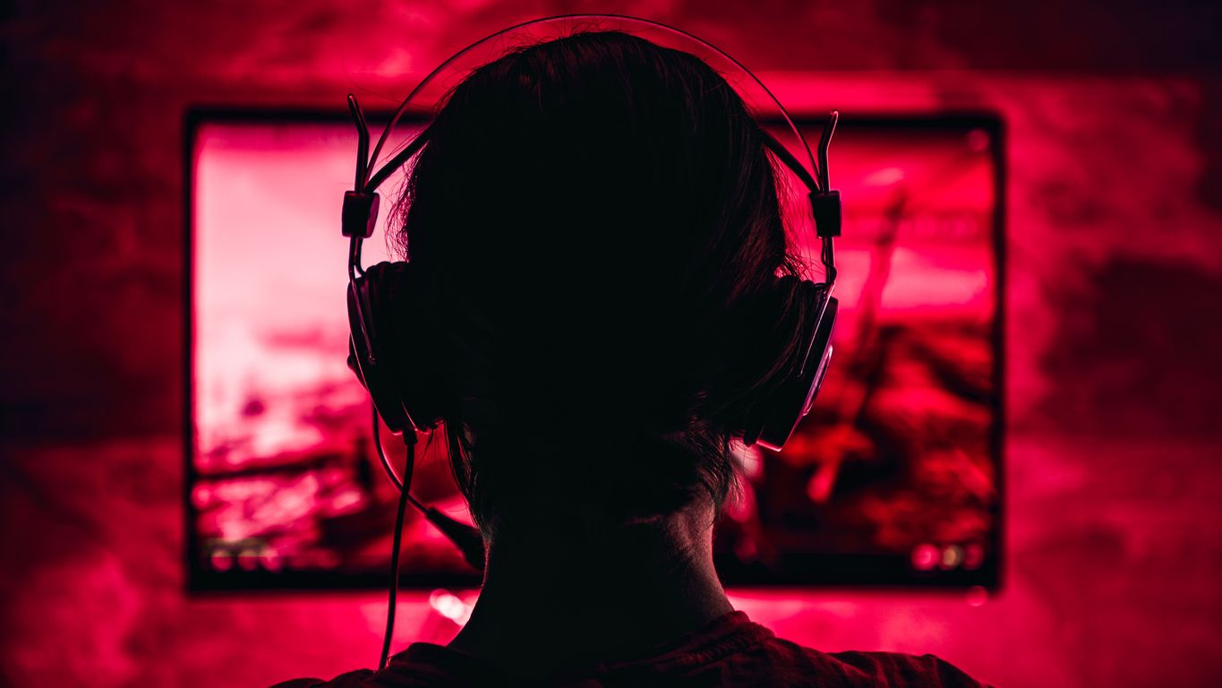 Cannabis and gaming  A combination perfect for fighting off the winter blues