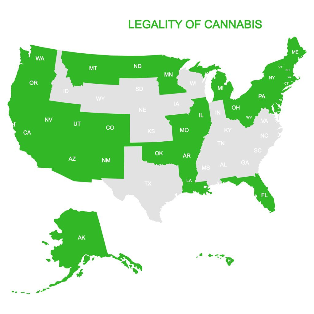 39 Conditions and Diseases listed in the Act Medical Conditions That Qualify for a Medical Marijuana Card by State