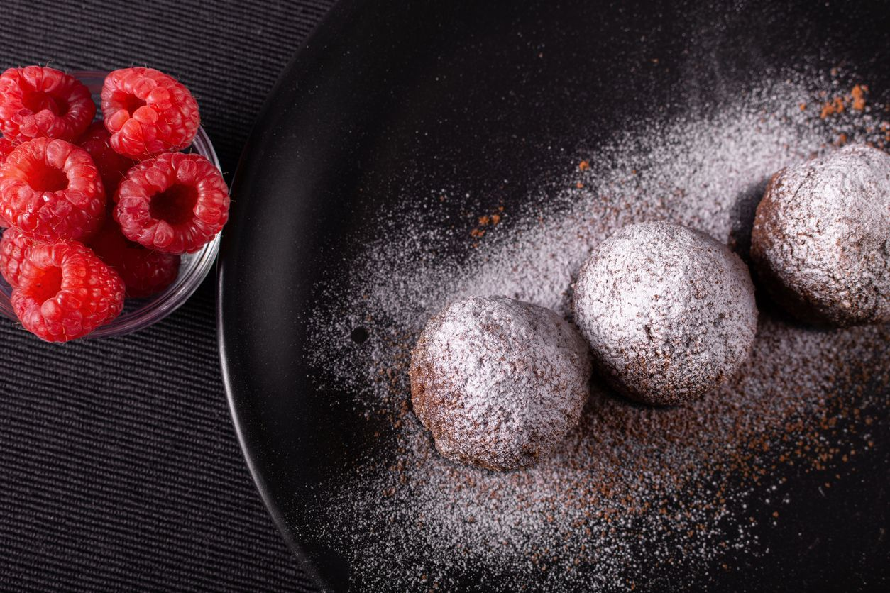 A weedinfused chocolate rum balls recipe just in time for the holidays