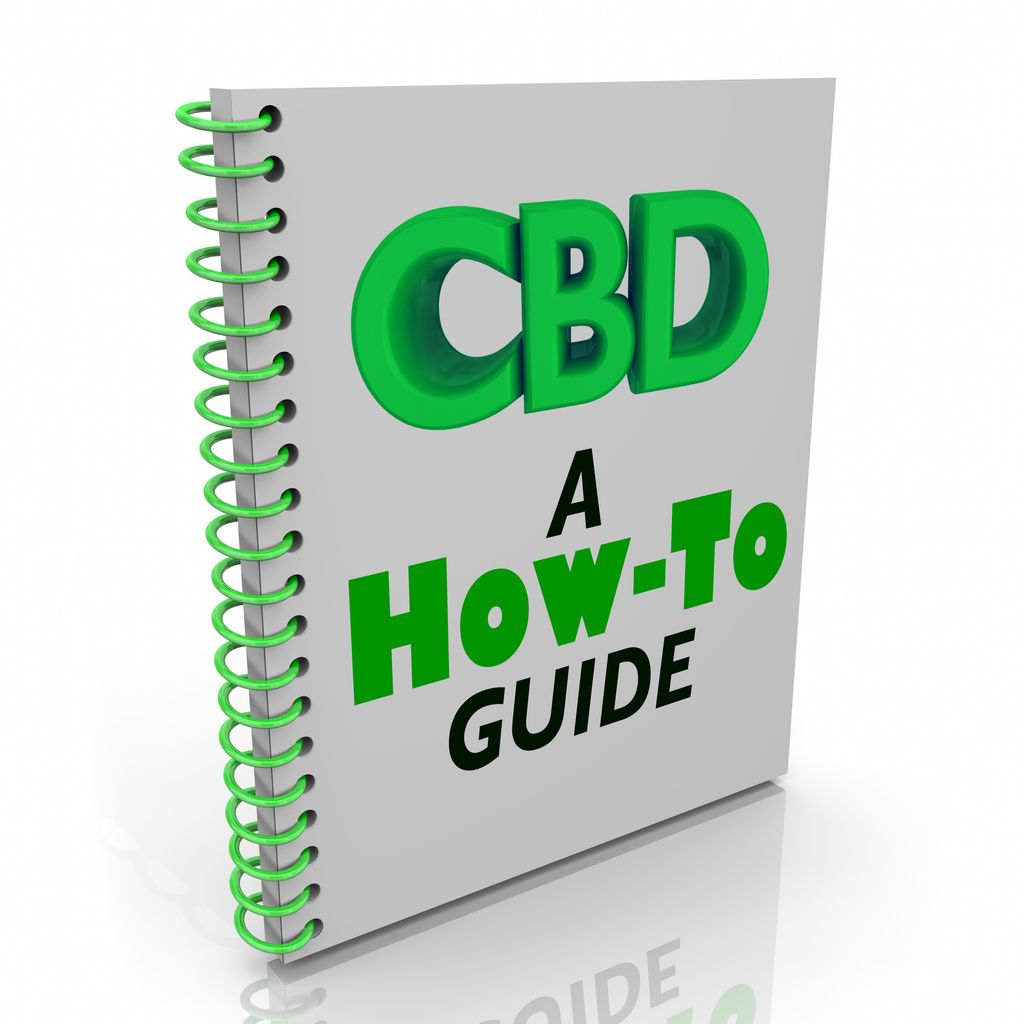 Top selling CBD books on Amazon 2019