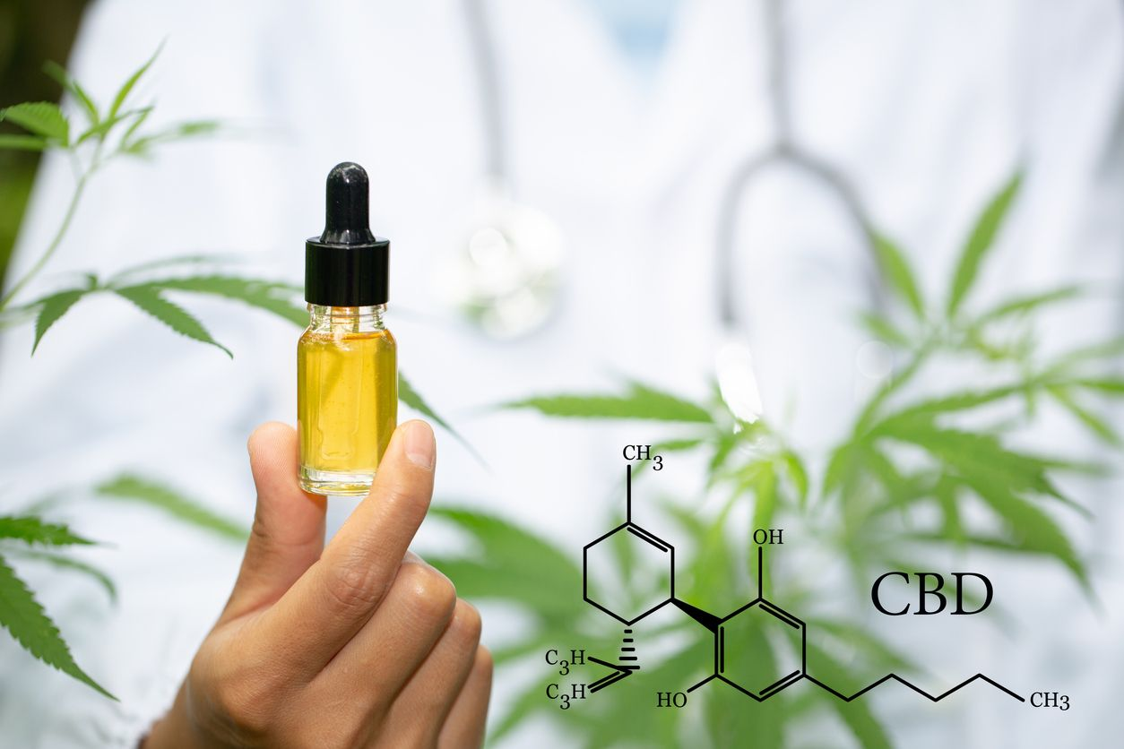 The allnatural benefits of CBD oil