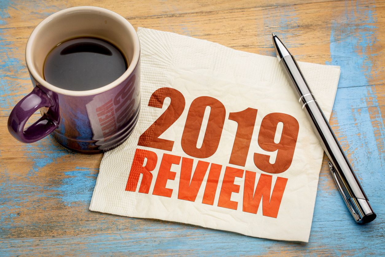 2019  A year in review for the cannabis industry