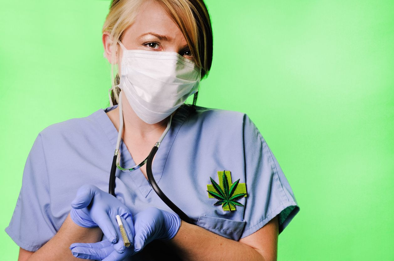 Nurses educated on cannabis can help to improve patients lives