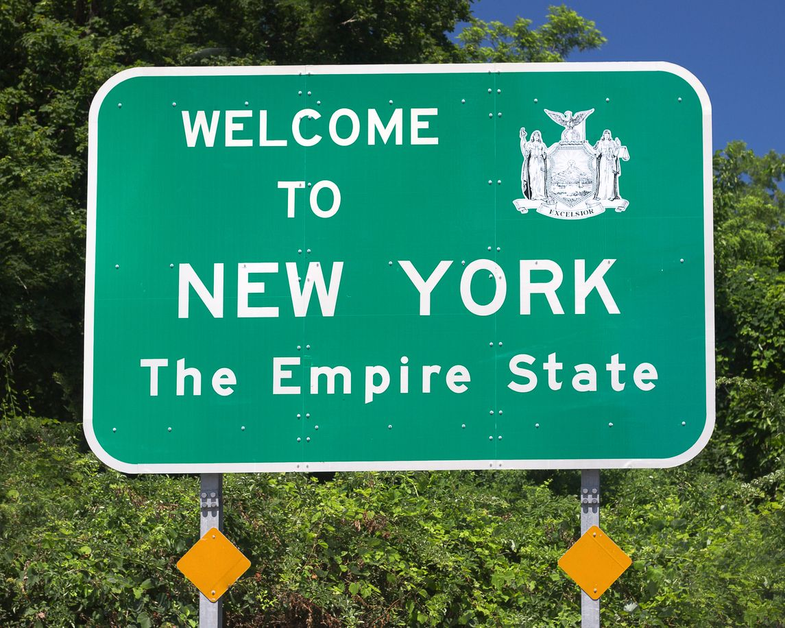 New York is now one step closer to the legalization of marijuana