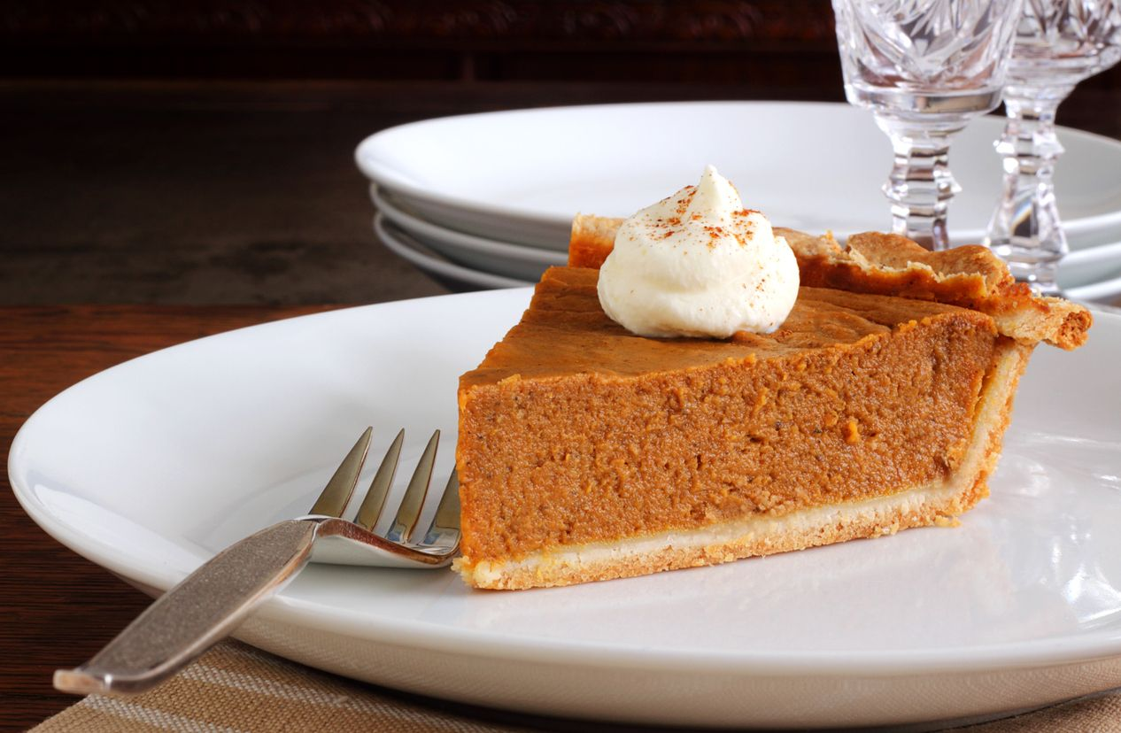 How to make pumpkin pie with cannabutter