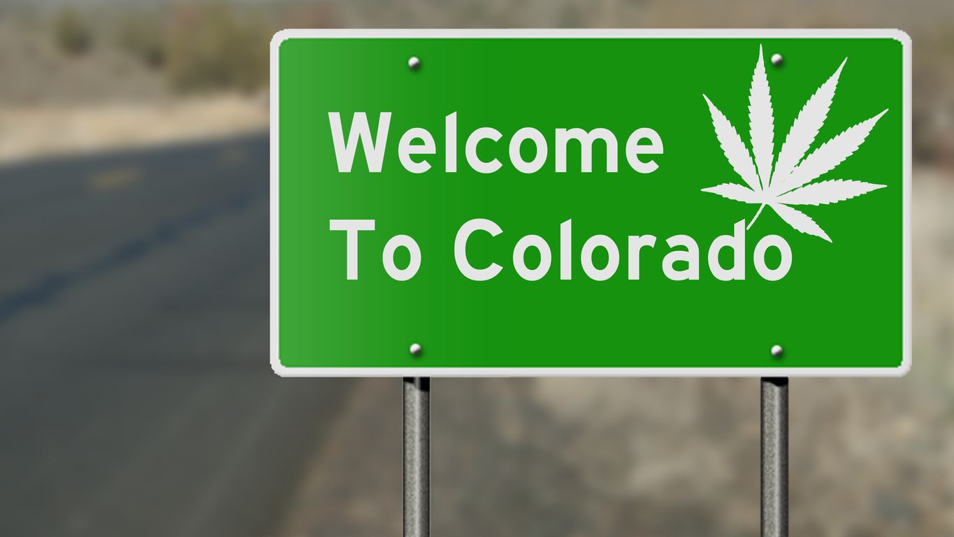 Colorado to allow tasting rooms and weed delivery services