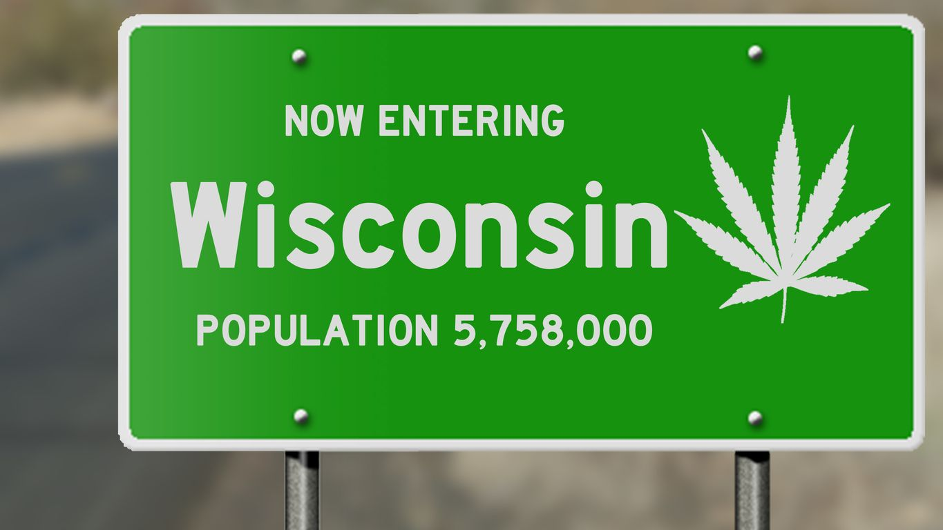 Wisconsin remains behind on marijuana legalization