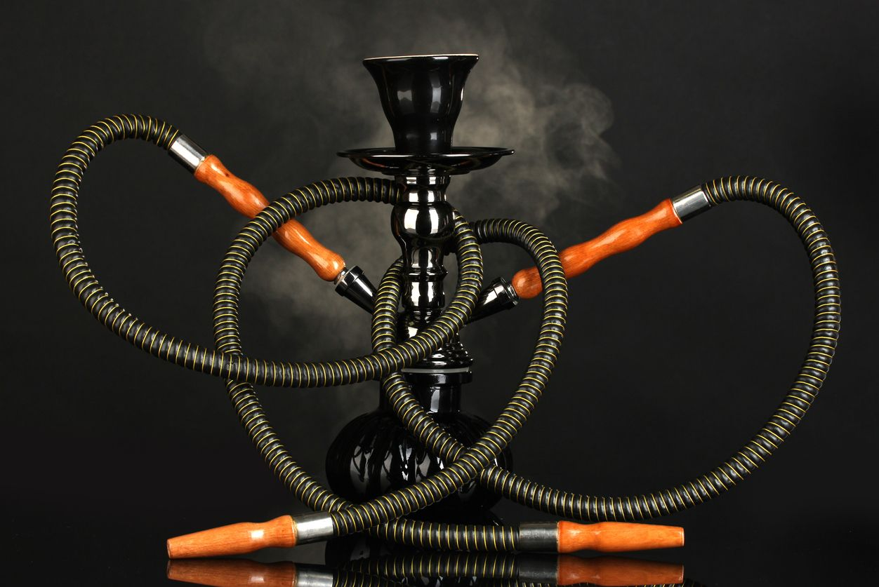 DIY How to build a functional homemade hookah shisha