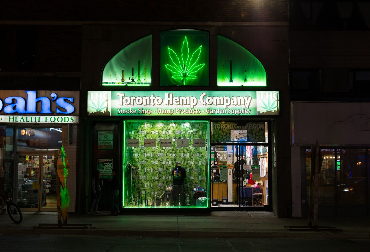 Ontarios second round of cannabis dispensary license winners