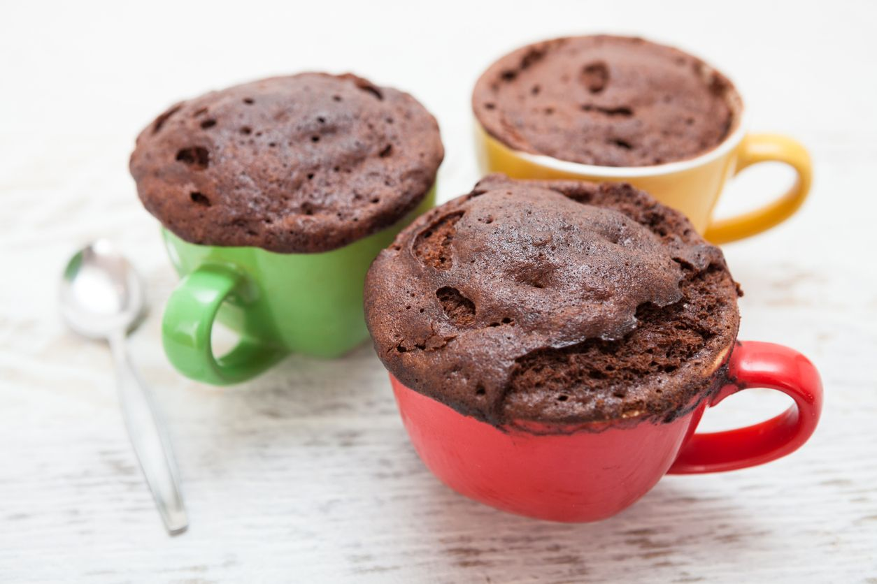 Cannabis oil mug cakes recipes