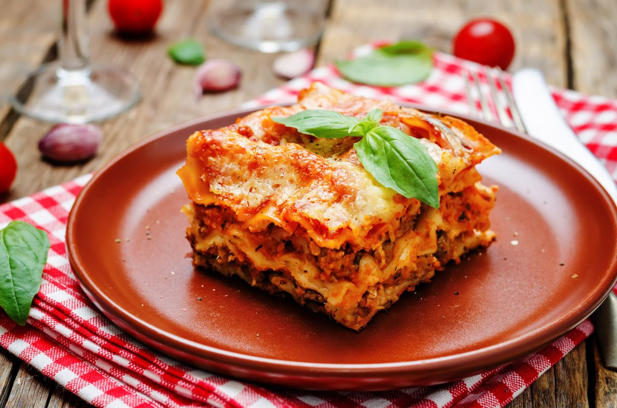 Cannabisinfused barbecuestyle lasagna recipe