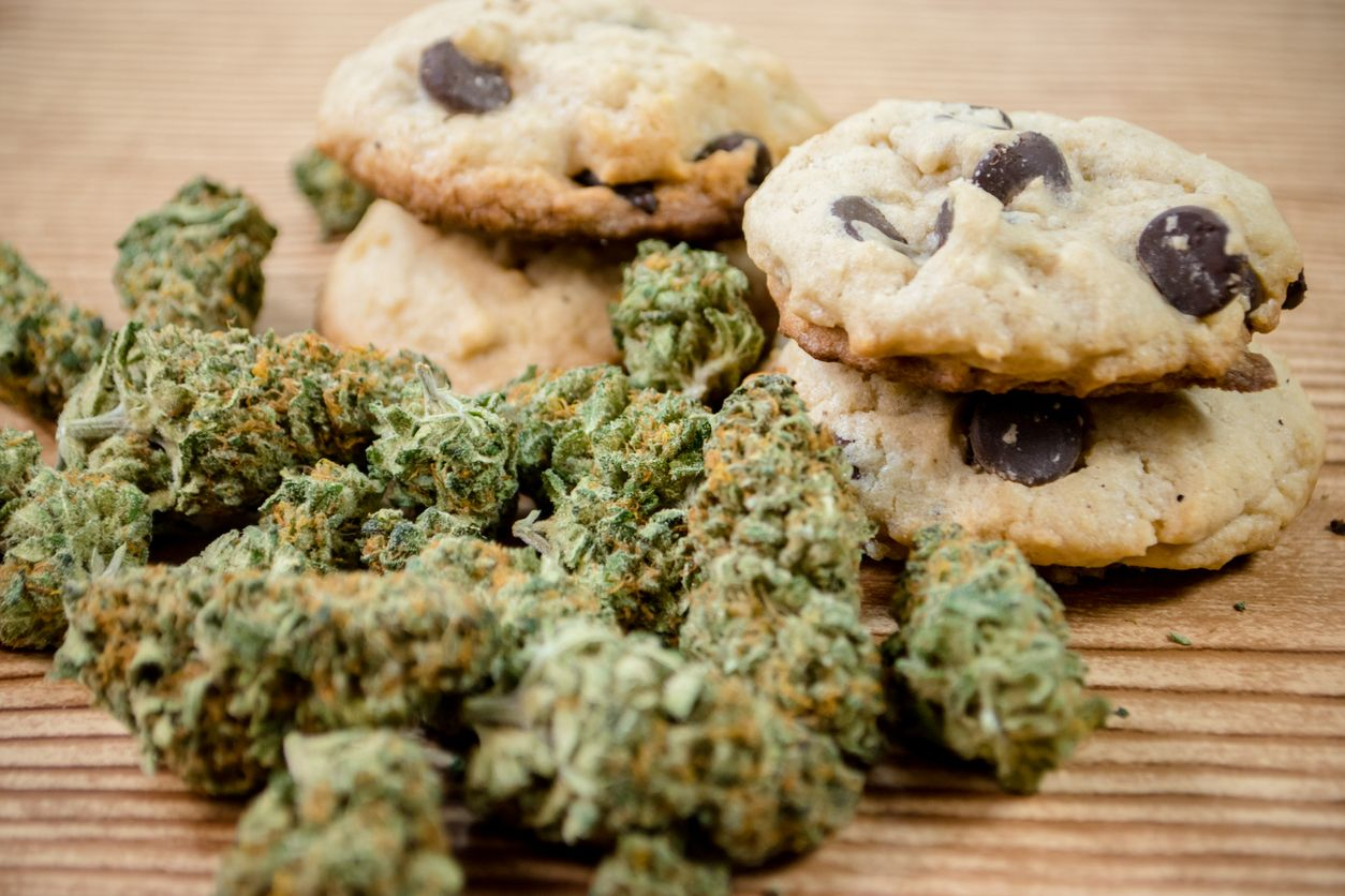 Easy cannabis infused Keto cookies recipes