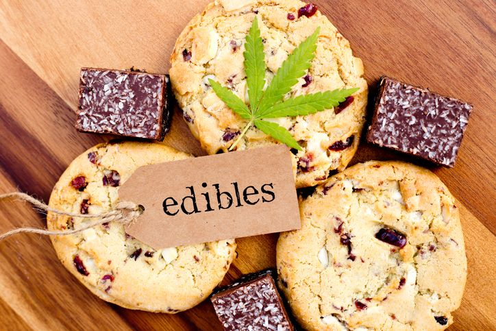 The ultimate guide to cannabis edibles