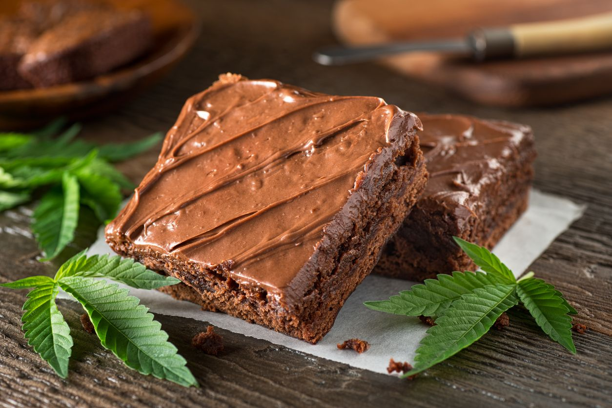Musthave menu items for a cannabis Christmas meal