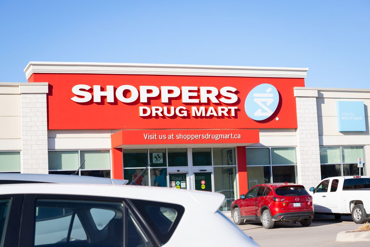 Shoppers Drug Mart hopes to expand its cannabis sales